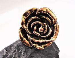 Винтажная Кольцо Цветок