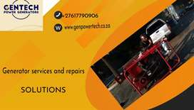 Generator services and repairs