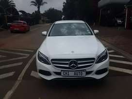 2016 Mercedes Benz C180 Automatic