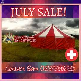 Warm Sale Frame Canvas Relief Tents Portable Chemical Vip Toilets