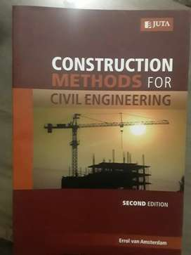 Construction Methods for Civil Engineering
