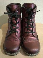 Ботинки демисезон Cezara (Woopy) Orthopedic 35р. 23см