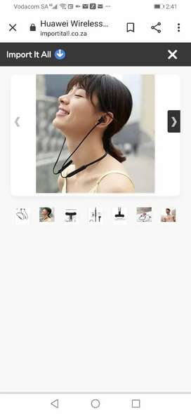 Huawei Wireless Earphone