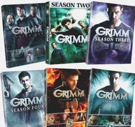 Grimm complete dvd set for sale