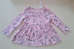 Новое платье для девочки сукня для дівчинки туника туніка GAP 86 24 м