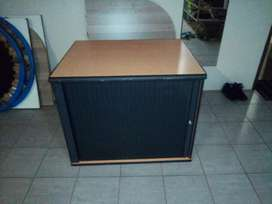 Wooden Cabinet.