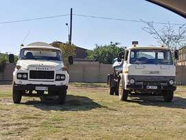 COMBO TOYOTA AND FORD WATER TANKER