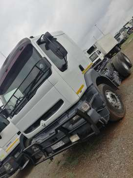 2008 RENAULT 400 DOUBLE DIFF HORSE