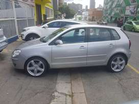 VW Polo 1.6 Cormfortline