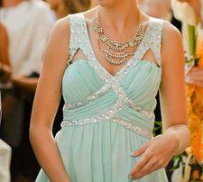 Długa suknia wieczorowa Pretty Women w rozmiarze 36 + gratis