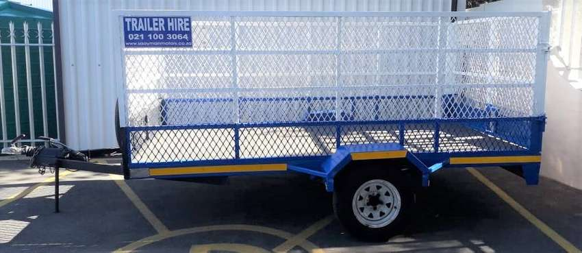 Trailer for Hire - Saayman Car and Bakkie Hire, Strand 0