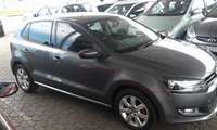 Image of Vw Polo 6 1.4 Comfort-Line, 2012 Model with 95000Km