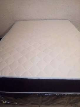 Brand new Double Bed and Base of excellent quality.