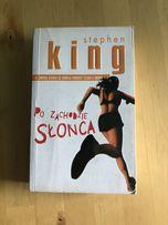 Stephen King Po zachodzie słońca.