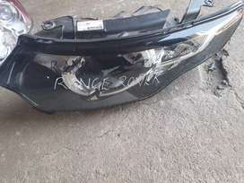 Land Rover headlight left 2016-17