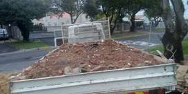 RUBBLE, FURNITURER, AND GARDEN REFUSE REMOVALS