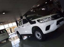 Toyota Double Cab/ Rent to own