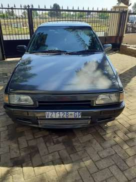 Ford laser 2 L 16-valve,, RS turbo charge