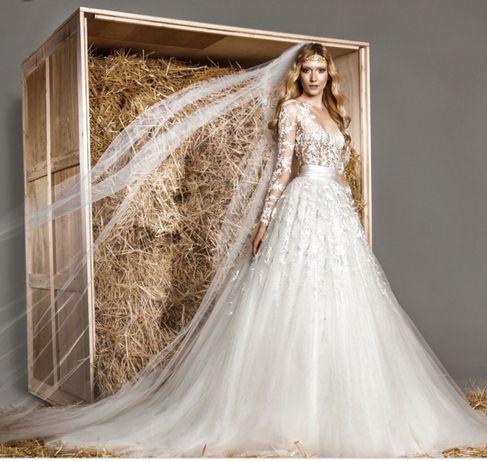 Продам свадебное платье !Дорого!!платье VIP класса . Одесса - изображение 3
