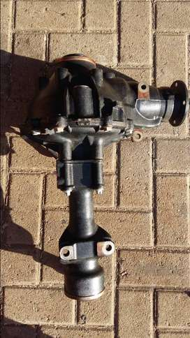 New diff Toyota