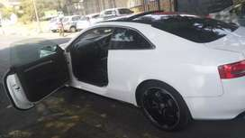 Audi A5 2013 for sale sun roof