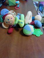 Пружинка Baby mix,растяжка,подвеска,спираль на коляску, кроватку