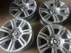 BMW 17 Inch Rims Wide And Narrow