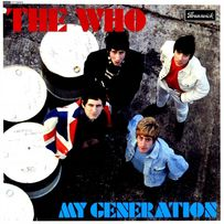 The Who: My Generation [Winyl]