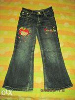 продам джинсы для девочки