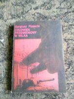 książka człowiek przemieniony w wilka s. piasecki