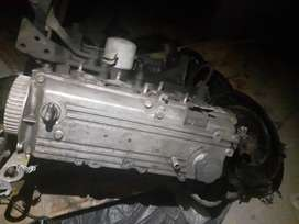 ford laser tonic engine 1.3 in a good condition