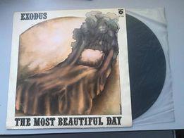 EXODUS - The Most Beautiful Day - VINYL