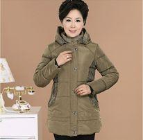Куртка женская осень / зима 50 размер