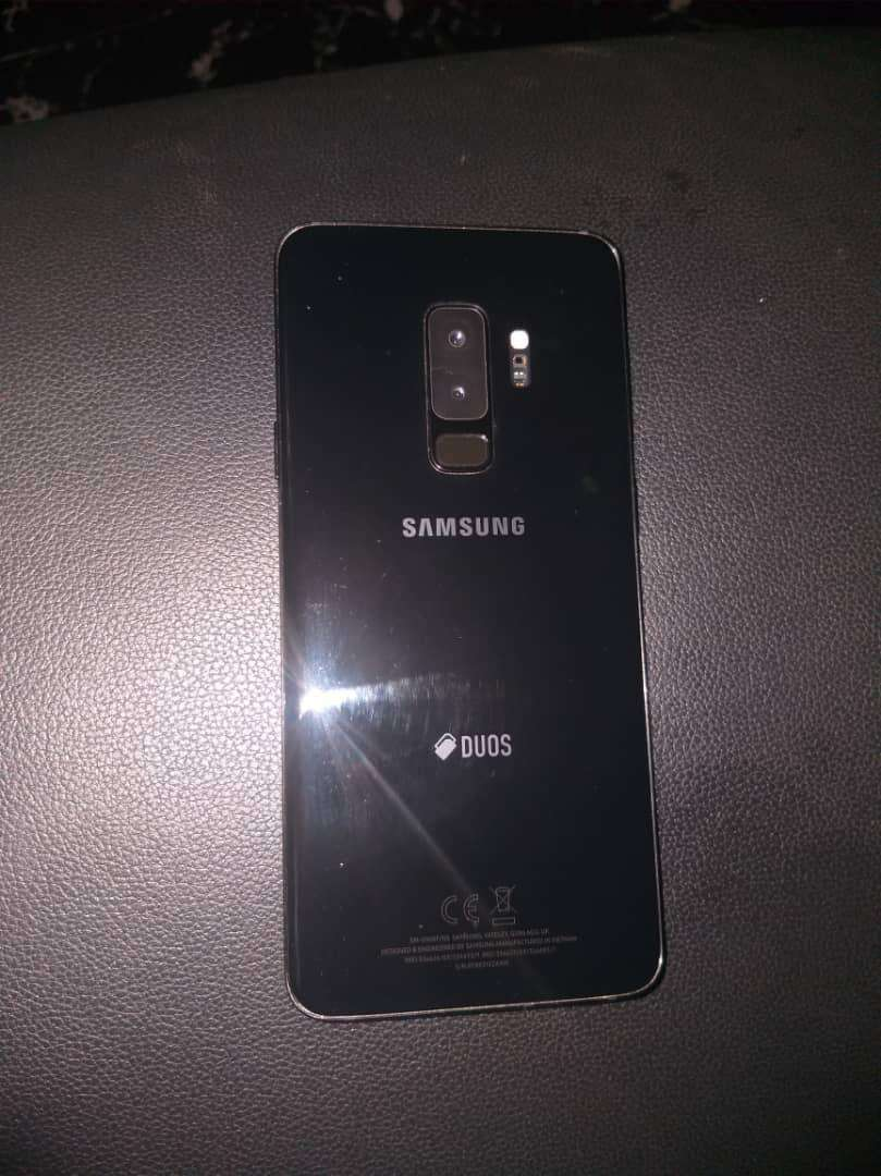 Samsung galaxy s9 plus for sale 0