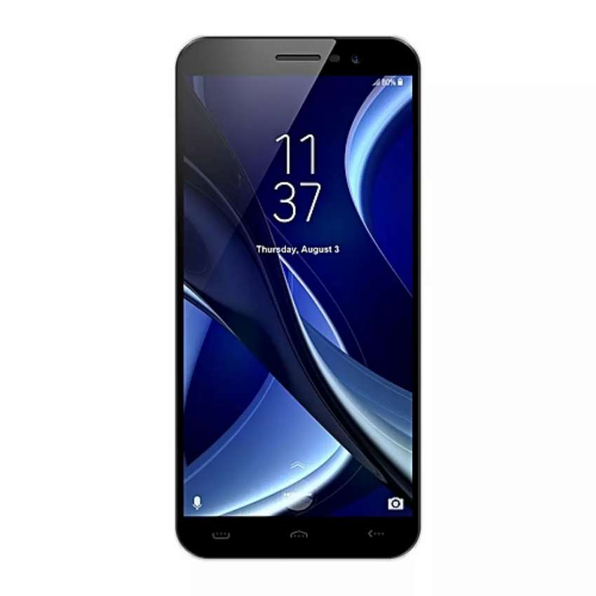 "Brand new Homtom S16 5.5"" HD 16GB 2GB RAM 13MP Android 7 Black 0"