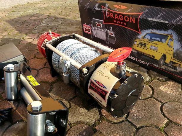 Wyciągarka, wciągarka samochodowa Dragon Winch DWM 13000 ST 12V 6/12T Dobra - image 5