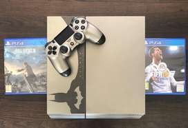 Ps4 Batman Special Edition Console