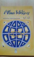 Atlas biblijny kl. 4-6