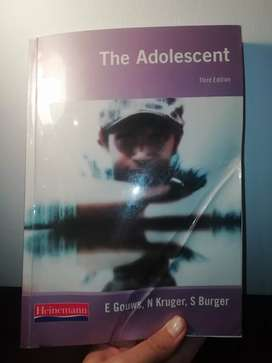 The Adolescent Third Edition textbook