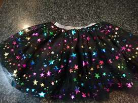 Sparkle dress 6to8 years old