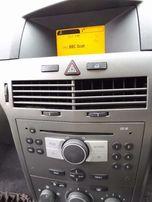 Radio CD30 Opel Astra H Zafira B komplet
