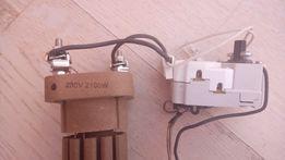 ТЭН Atlantic 2100Вт стеатитовый L - 365мм +Термостат