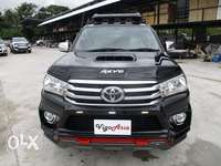 Toyota hilux revo with face lift 0
