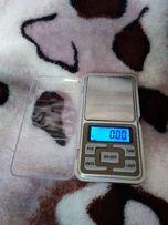 Ювелирные весы 200 грамм точность 0,01