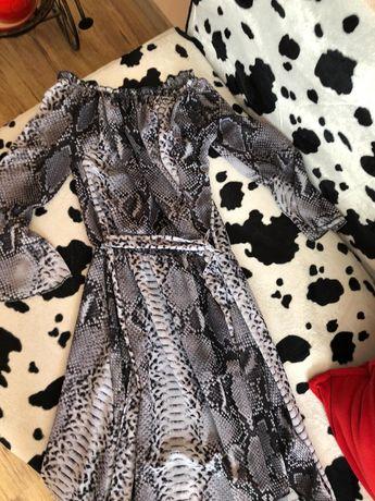 Sukienka skóra węża Środa Wielkopolska - image 3
