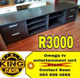 Omega tv stand