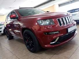 2013 Jeep Grand Cherokee 6.4l SRT8 Alpine