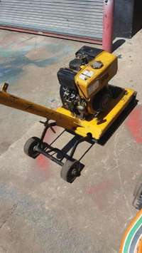 Image of Turner Morris plate compactor