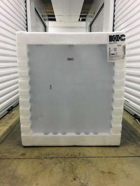 KIC 210lt Eco Chest Freezer, White DMF470