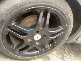 16s Momo mags with tyres